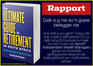 The ultimate guide to retirement in SA & Rapport