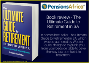 Book review by pensionafrica The ultimate guide to retirement in SA
