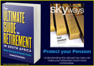 Skyways Magazine Febr 2019 article Protect your Pension